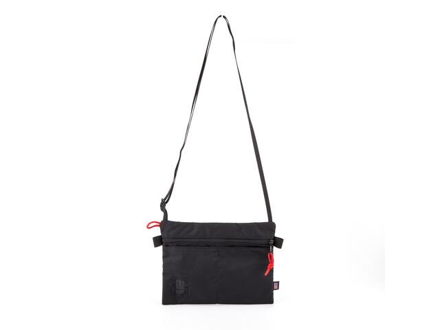 Topo Designs Accessoire Schoudertas, black